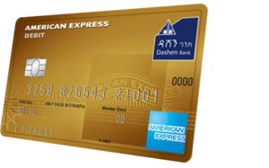 AMEX debit Card Activation