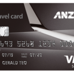 [ANZ Card Activation] ANZ Travel Card Activation