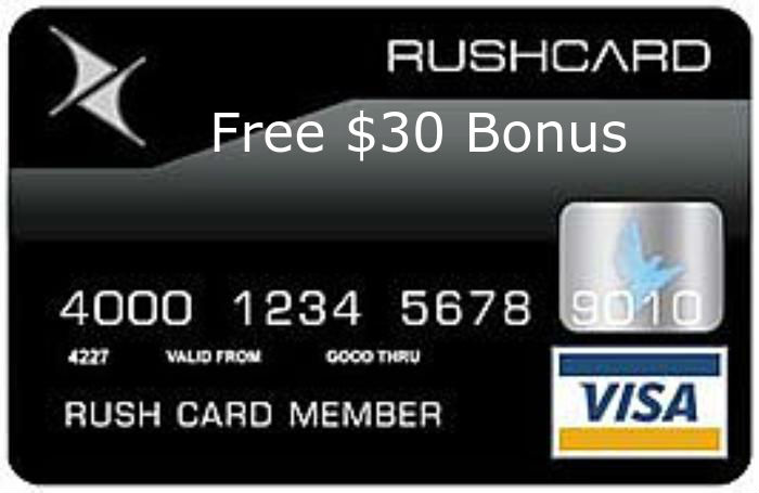 Activate Rush Card
