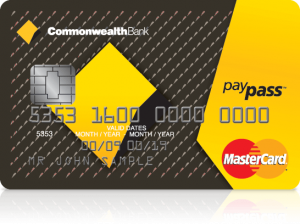 Commonwealth Bank Card Activation