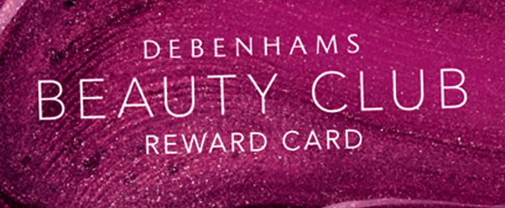 Debenhams Card Activation