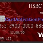 HSBC Card Activation | HSBC Credit Card Activation