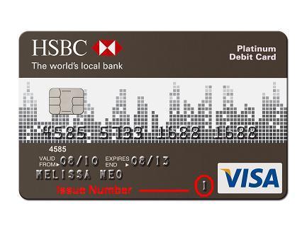 HSBC Debit Card Activation | HSBC Card Activation
