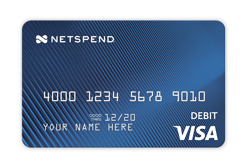 NetSpend Debit Card Activation