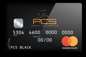 PCS Mastercard Activation