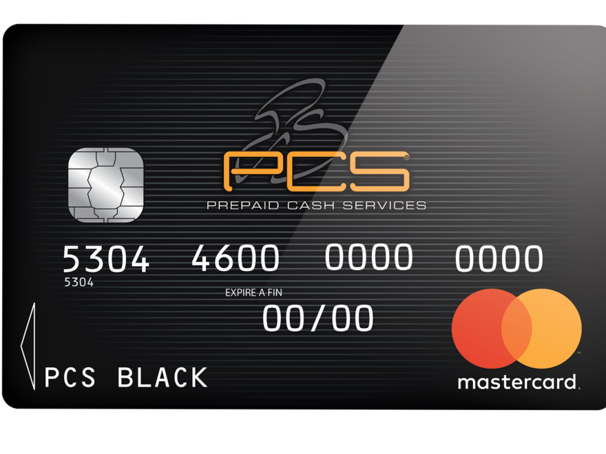 PCS Mastercard Activation