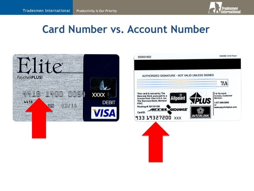 paycheck plus customer service number Paycheck Plus Card Activation