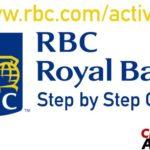 RBC Debit Card Activation – RBC Visa Card Activation