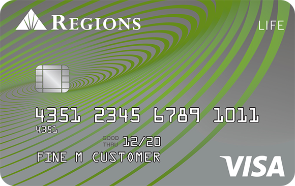 Regions Bank Card Activation