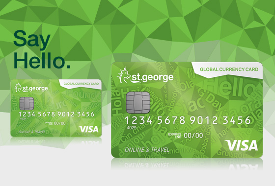 St George Debit Card Activation