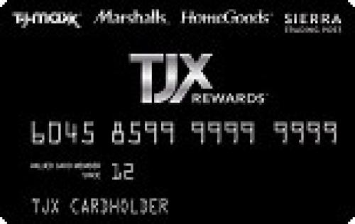 TJX Rewards Card Activation