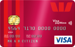 Westpac MasterCard Activation