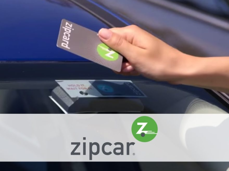 Zipcar Card Activation
