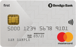 bendigo bank mastercard activation