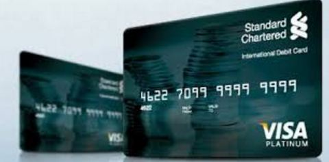 Standard Chartered Debit Card Activation